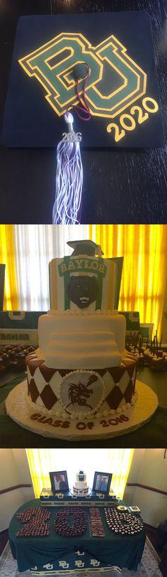 Amazing Baylor Bound graduation party!