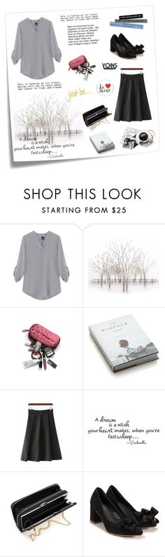 """Untitled #25"" by asija25 ❤ liked on Polyvore featuring Post-It, Home Decorators Collection, Crate and Barrel and yoins"