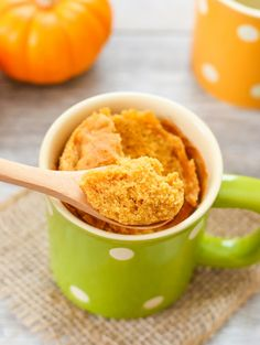 This lighter version of my pumpkin spice mug is only 190 calories. It's a nice little treat you don't have to feel guilty about and ready in just a few minutes. I don't know about you, but I try my best to eat a little better right before the holidays, knowing all the overeating that …