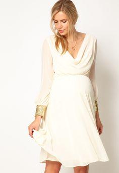 rochie nunta gravida