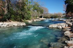 san marcos river ~ san marcos, tx (warning - although beautiful and majestic, during the summer the whole river is basically dodging tuber beer parties ) Go during the week if you can, might eliminate some of the tubers.