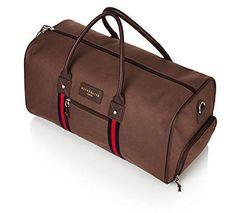 Gym Bag Sports Holdall Black White The Film Prop Canvas Shoulder Bag Overnight Travel Bag for Men and Women