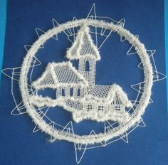 Lace Heart, Lace Jewelry, Bobbin Lace, Lace Detail, Tatting, Friday, Butterfly, Easter, Flowers
