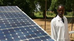 Nigerians turn to renewable energy as solution to power crisis