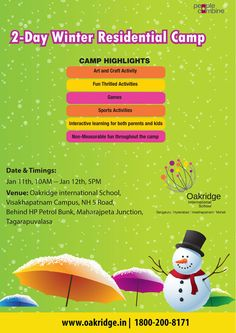 Winter Residential Camp