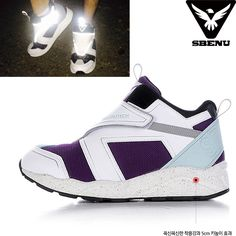 (SBENU) B(VT)-004 PP VELCRO TECH Men Women Sneaker Running Elevator Shoes AOA IU #SBENUhellobincom #RunningFashionSneakerShoes