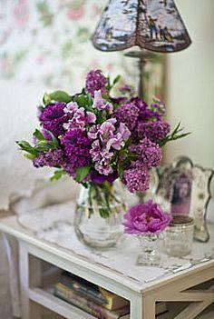 Brabourne Farm: Love .... Shades of Purple
