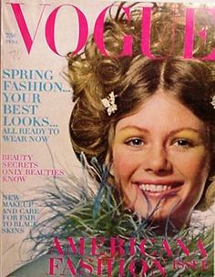 """""""Vogue"""" COVER _____________________________ Reposted by Dr. Veronica Lee, DNP (Depew/Buffalo, NY, US)"""