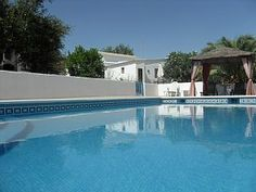 Beautiful 3 Bedroom Villa With Private Pool in peaceful rural Andalucia. Villa With Private Pool, Vacation Villas, Home And Away, Swimming Pools, Spain, Mansions, Bedroom, House Styles, Outdoor Decor