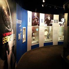 Peek inside our Lamar hunt Super Bowl Gallery.