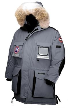 Canada Goose Heli-Arctic Parka Spirit