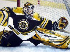 Hockey Goalie Painting!