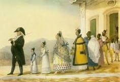 Familia Real - Jean Baptiste Debret
