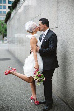 Super cute pic... Love the floral shoes!!!