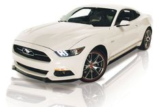 2015 50th Anniversary Mustang GT