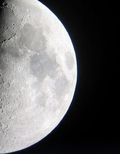 Close to the Moon