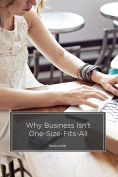 There's no one solution to your unique business needs. www.levo.com