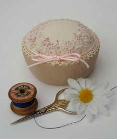 All Craft, Textile Artists, Embroidered Flowers, Pin Cushions, Artisan Jewelry, Yorkshire, Mother Day Gifts, Hand Embroidery, Unique Gifts