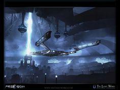 Star Trek Enterprise | Star Trek - Enterprise NX-01 Enterprise