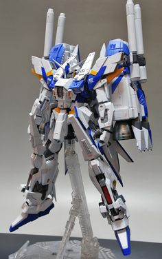 GUNDAM GUY: 1/100 Gundam Delta Kai Ex-T [Plan-B] - Custom Build