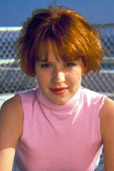 Molly Ringwald - Iconic Hairstyles – Most Classic Hair Dos of All ...