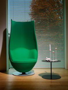 Wanders' Tulip Chair de Cappellini