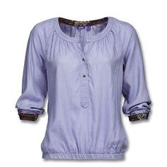Wijde blouse