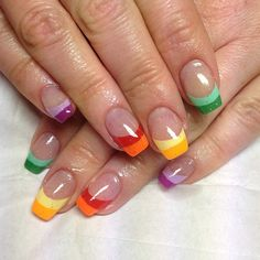 Instagram photo by neringanails  #nail #nails #nailsart