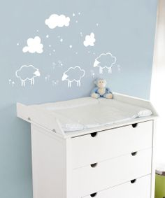 Adzif Piccolo Little Sheeps White Wall Decal At Lowe S Canada Find Our Selection Of Decals Stickers The Lowest Price Guaranteed With
