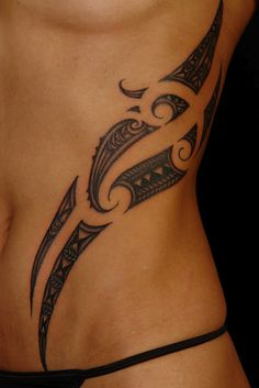 Maori/Niuean Tattoos on Aroha