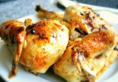 Pollo Asado al Limón Te enseñamos a cocinar recetas fáciles cómo la receta de Pollo Asado al Limón y muchas otras recetas de cocina.