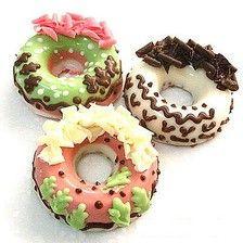 甜点 美食 美貌 甜甜圈