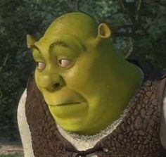 Weird Faces Shrek 3