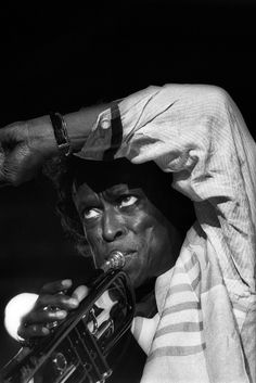 Miles Davis at North Sea Jazz 1988 by John Gundlach - 40 Years North Sea Jazz…