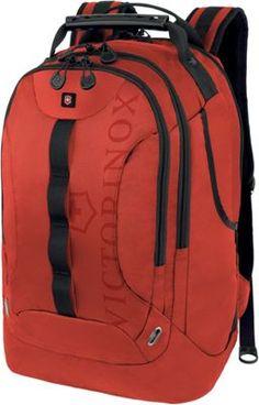 Victorinox VX Sport Trooper Laptop Backpack Red - via eBags.com!