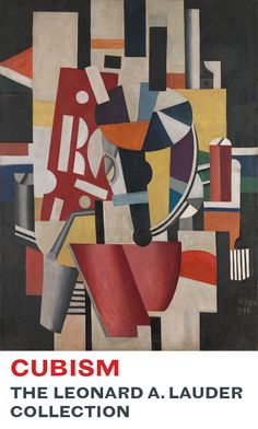 Cubism: The Leonard A. Lauder Collection Fernand Léger (French, 1881–1955). Composition (The Typographer), 1918–19. Oil on canvas; 98 1/4 x 72 1/4 in. (249.6 x 183.5 cm). The Metropolitan Museum of Art, New York, Promised Gift from the Leonard A. Lauder Cubist Collection © 2014 Artists Rights Society (ARS), New York / ADAGP, Paris