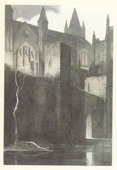 Castle. Alan Lee