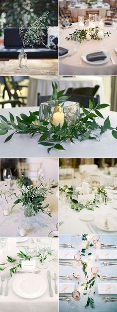 07 Best Greenery Wedding Decor Ideas
