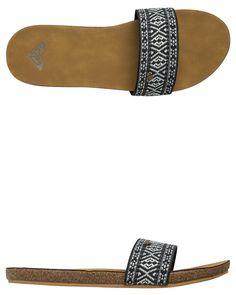 *SWELL - ROXY    'Pillar' embroidered sandal   Sandalias bordadas 'Pillar'