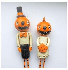 awesome The Halloween Wedding Cake Toppers for Impressed Moment Check more at http://jharlowweddingplanning.com/the-halloween-wedding-cake-toppers-for-impressed-moment
