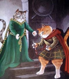 If there's any one thing that could instantly improve all of Shakespeare's plays, what would it be? How about replacing some of his most recognizable characters with cats? You might thi…