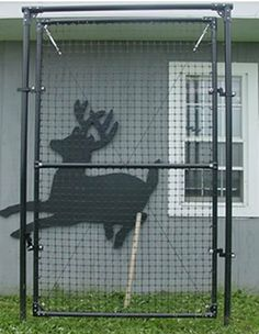 Deer Fence: Access Gate 5 ft x 7 ft . $217.95. Deer Fence Access Gates are lightweight and easy to assemble. Ships, as a kit ready for assembly, with easy to follow and detailed pictured instructions.  Includes Vinyl coated tubular steel 1 5/8 in posts,  tubular steel 1 3/8 in frame, connection and tensioning hardware, gate latch, and deluxe ties to secure mesh. (Mesh Not Included.).. Save 22%!