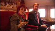 Donald Trump tells Ruby Wax of his distaste for Selina Scott and his lov...