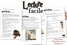 Discover recipes, home ideas, style inspiration and other ideas to try. École Harry Potter, Classe Harry Potter, Harry Potter Classroom, Sensory Stimulation, French Class, Cycle 3, Teaching Tools, Comprehension, Literacy