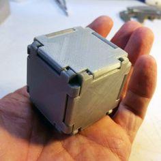 boite à monter - box manufacture 3D model, NOP21