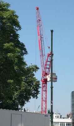 London crane