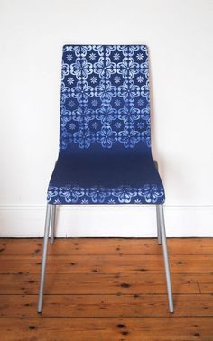 Turn Your Chairs into Ombre Beauties