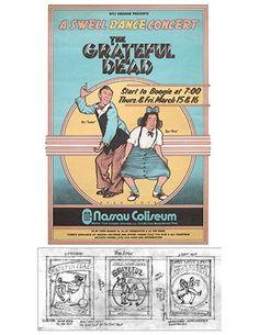 Nassau Coliseum, Concert Posters, Dance, Comics, Dancing, Cartoons, Comic, Comics And Cartoons, Comic Books