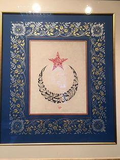 Hobbit Hole, The Hobbit, Middle Eastern Art, Caligraphy, Islamic Art, Cute Drawings, Kaftan, Miniatures, Frame