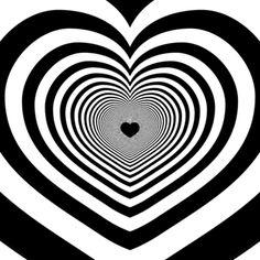 Hipnotyzujące serce